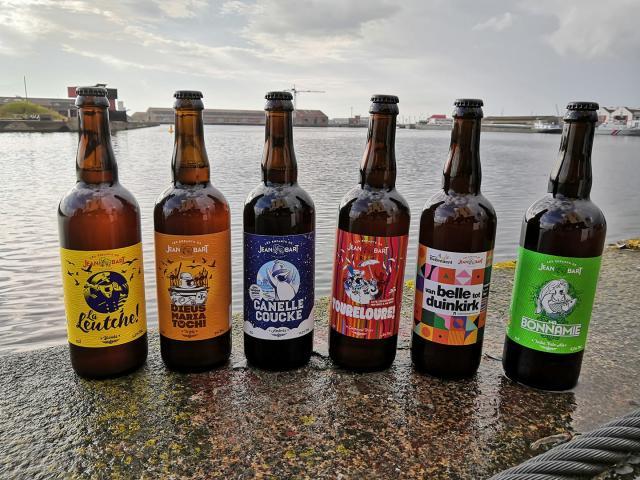 Bières de Brasserie les Enfants de Jean Bart