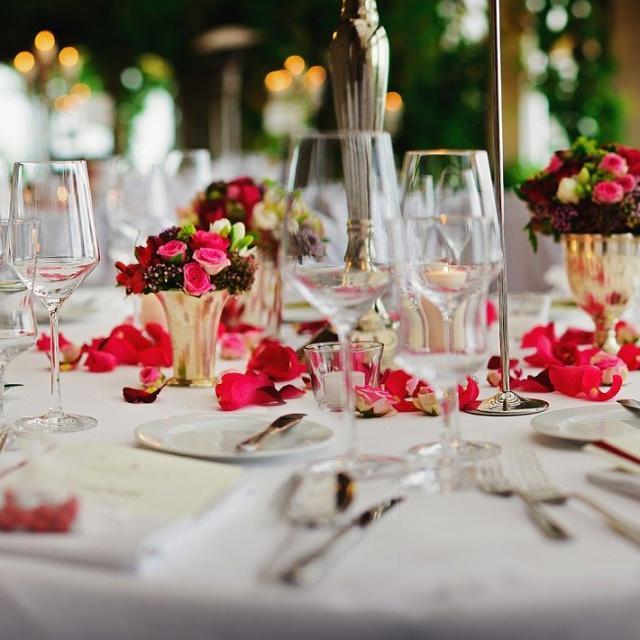 Restaurant- grandes tables