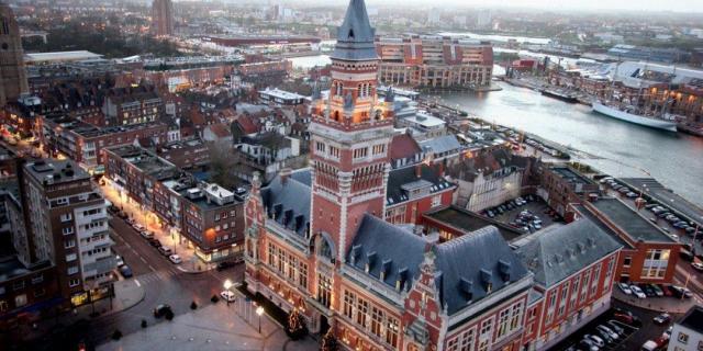 Hôtel de ville de Dunkerque