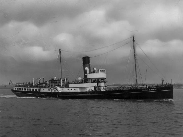 Dynamo Princess Elizabeth Little Ship