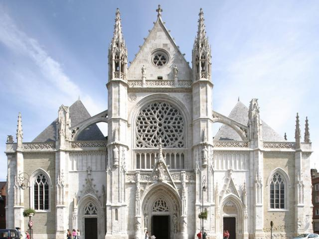 Eglise St Eloi à Dunkerque