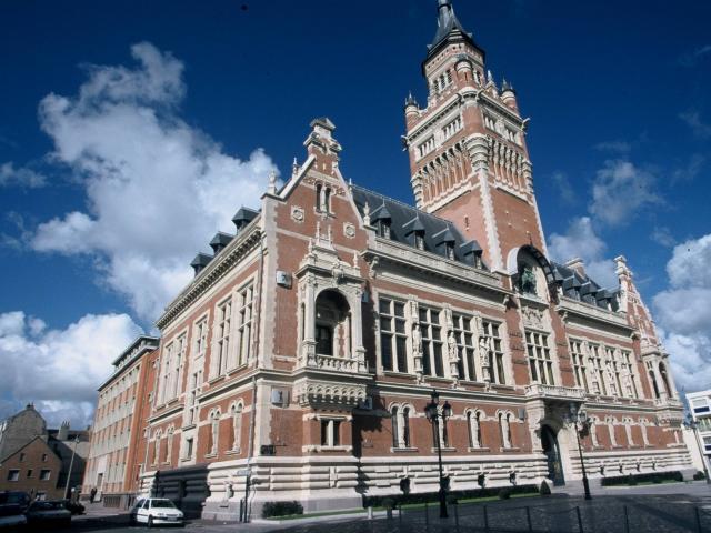 Hôtel De Ville ^de Dunkerque