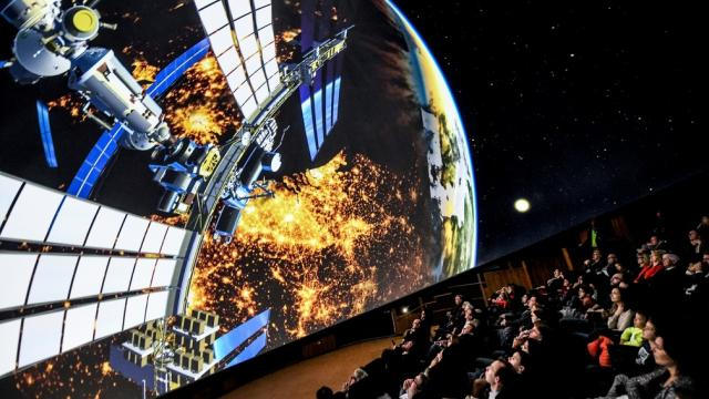 Le PLUS - Palais des Sciences et de l'Univers