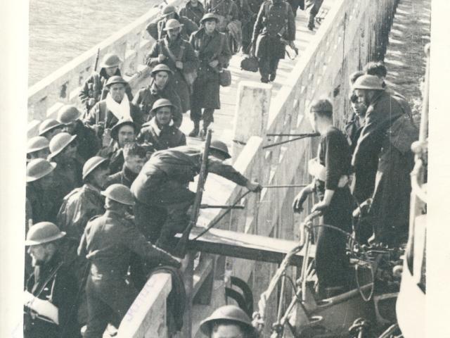 Operation Dynamo East Mole