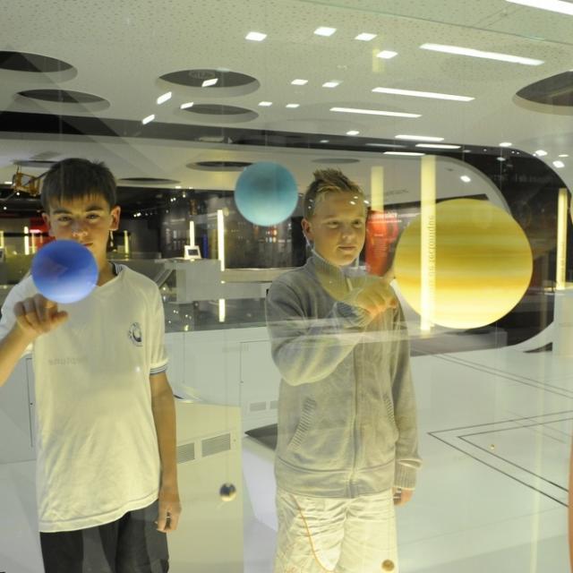 PLUS - Palais des Sciences et de l'Univers