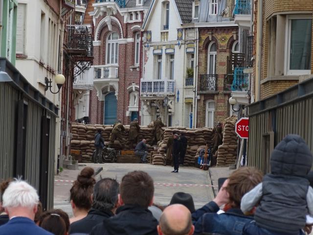 Tournage Dunkerque Rue Belle Rade