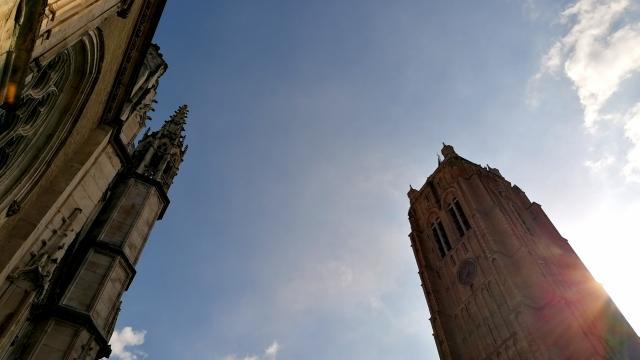 Beffroi-Eglise Saint-Eloi-Dunkerque