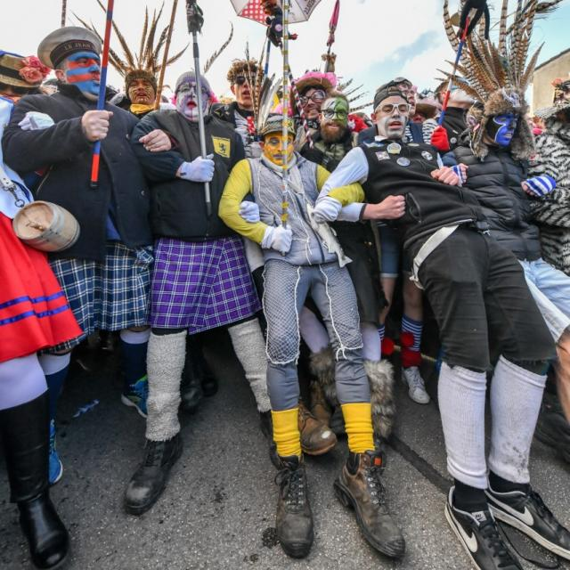 Carnaval de Dunkerque - Le dress code