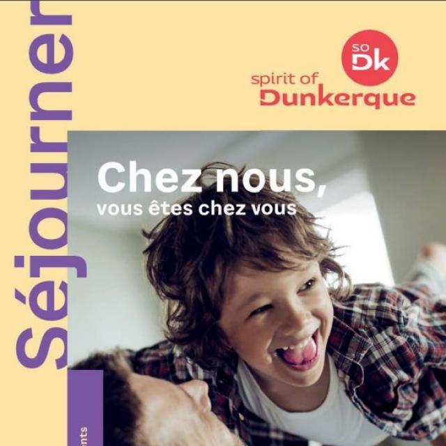 Couverture Brochure Séjourner