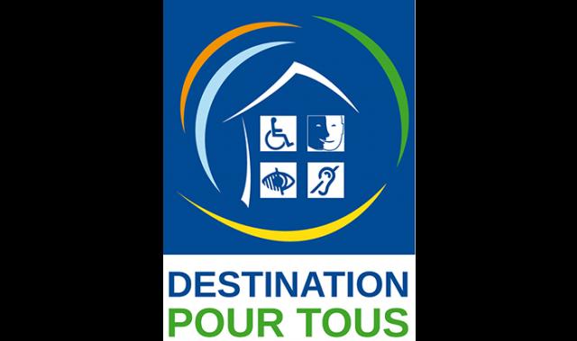 Logo Destiation Pour Tous Paysage