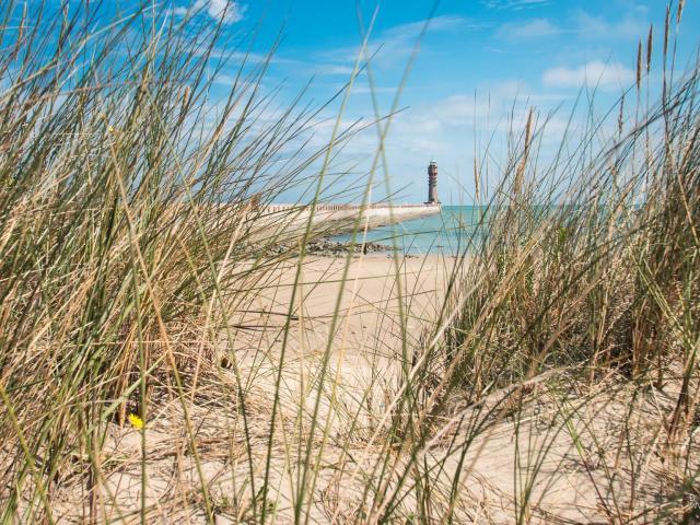 Phare Dunkerque - Feu de Saint Pol