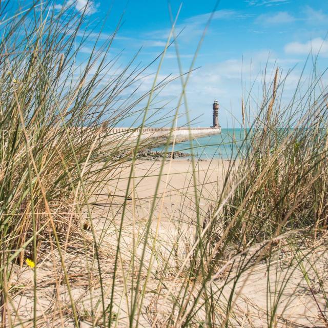 Phare Dunkerque - Feu de Saint-Pol