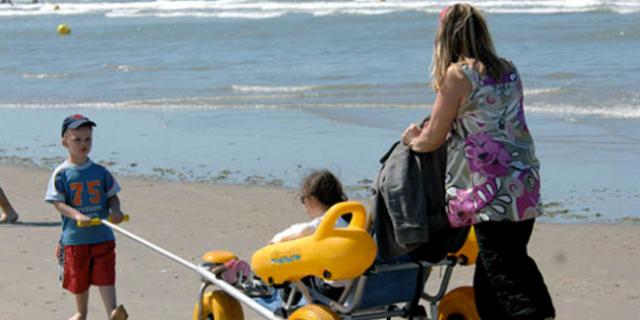 Tiralos - Accessibilité des plages