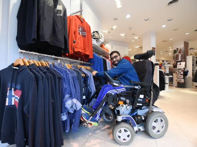 Tourisme Handicap Service Vie Quotidienne Boutique