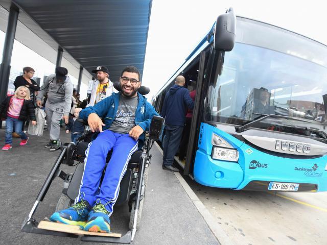 Transports Tourisme Handicap Dk Bus