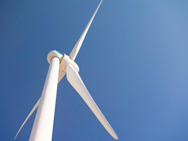 Eolienne - Dunkerque -Transition énergétique