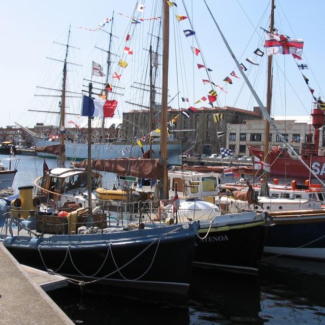 3 Little Ships Back At Dunkirk