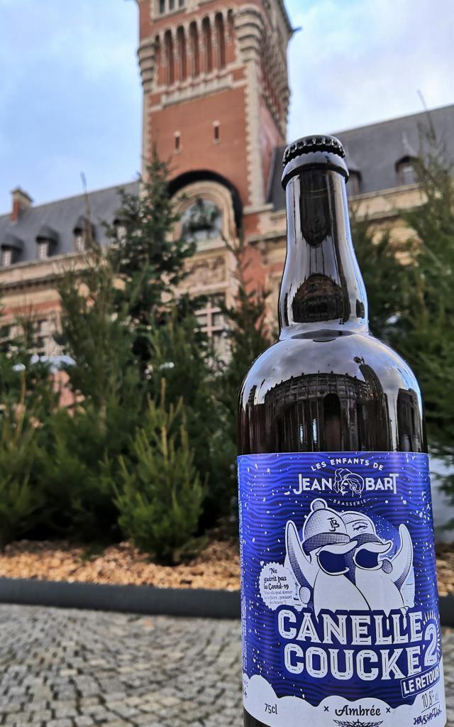 Brasserie Les Enfants De Jean Bart Canelle Couke
