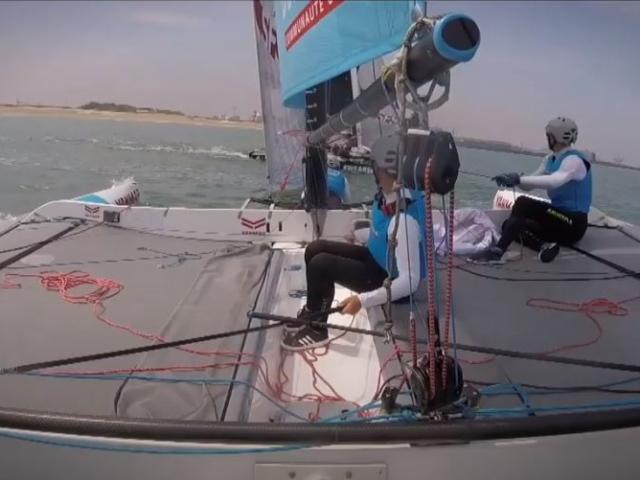 Catamaran Dunkerque
