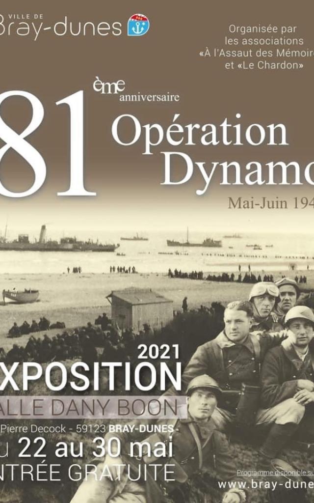 Expo Dynamo Bray Dunes 2021