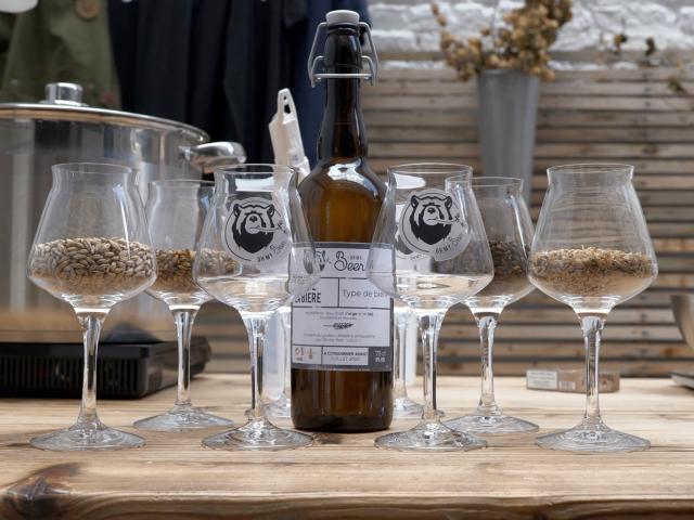 Oh My Beer - Atelier de brassage de bière