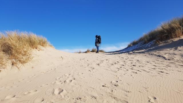 Bray-Dunes - Dunes - Rando