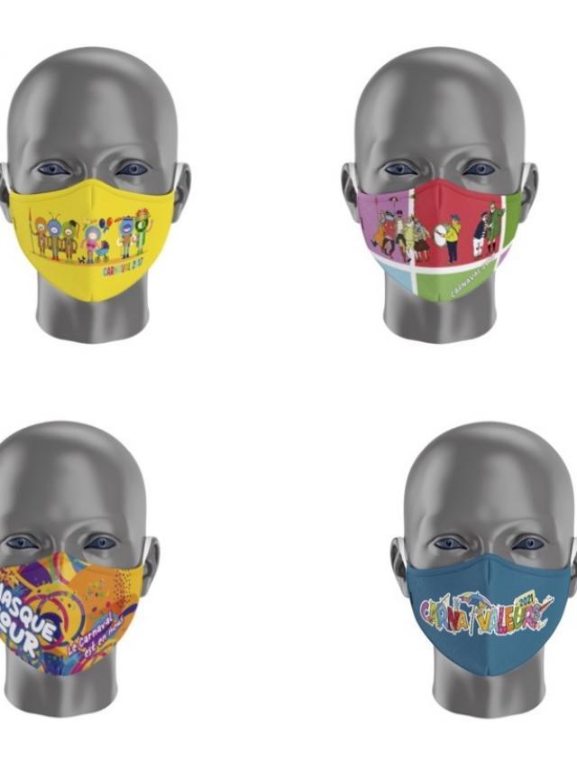 Masques Carnavaleur