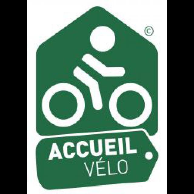 Logo Accueil Vélo Carré