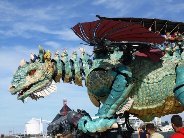 Dragon De Calais Ot Calais