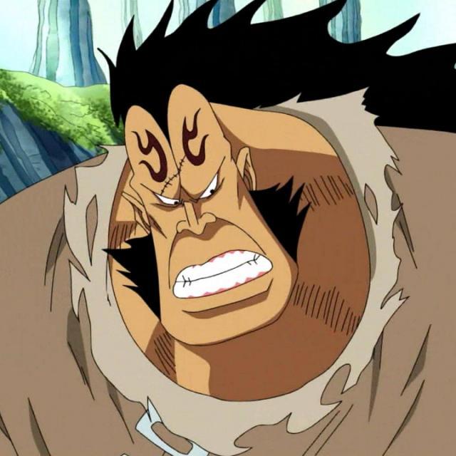 Jean Bart One Piece