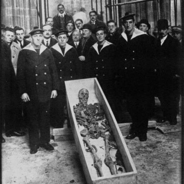 Jean Bart Ossements 1928