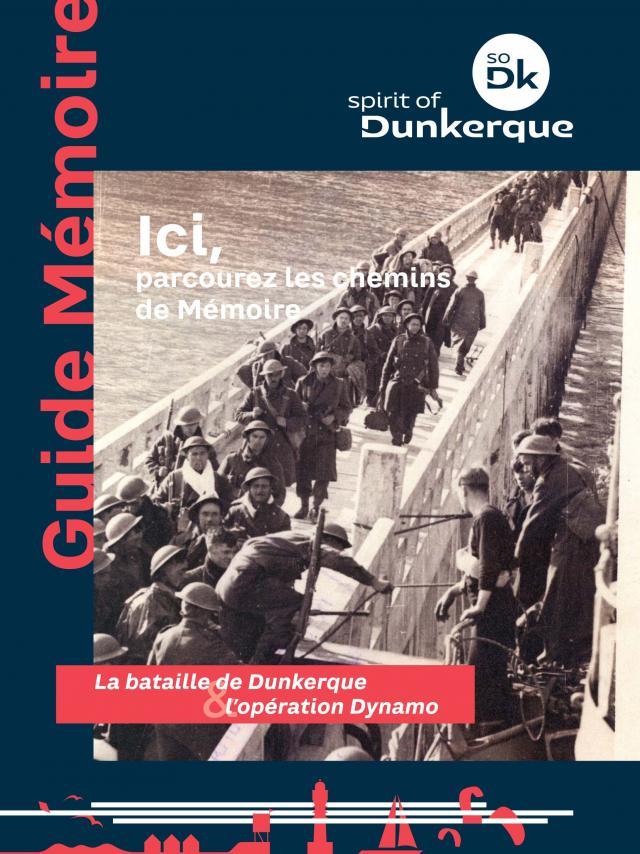 Guide mémoire Dunkerque - Couverture