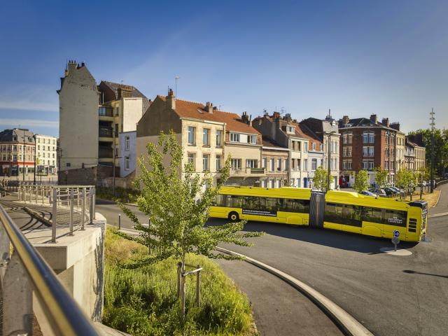 Bus gratuit Dunkerque