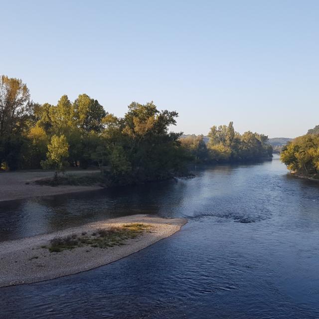 Vallé de la Dordogne en Pays de Fénelon
