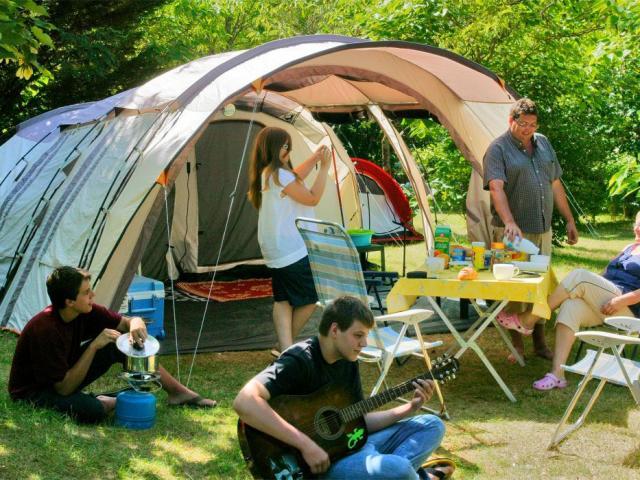 Camping au p'tit bonheur Millac