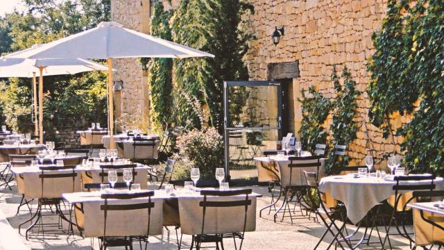 Restaurant La Villa Romaine