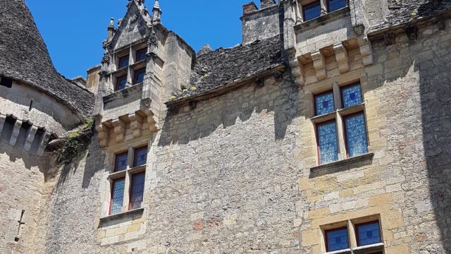 façade Sud (XVème siècle)