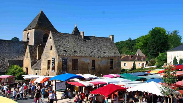 Marché Traditonnel de Saint-Geniès