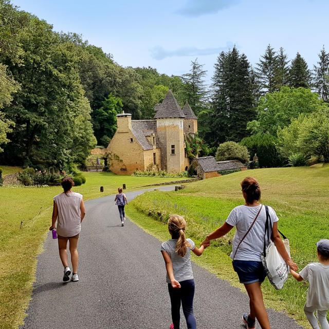 Terra aventura chateau Lacypierre
