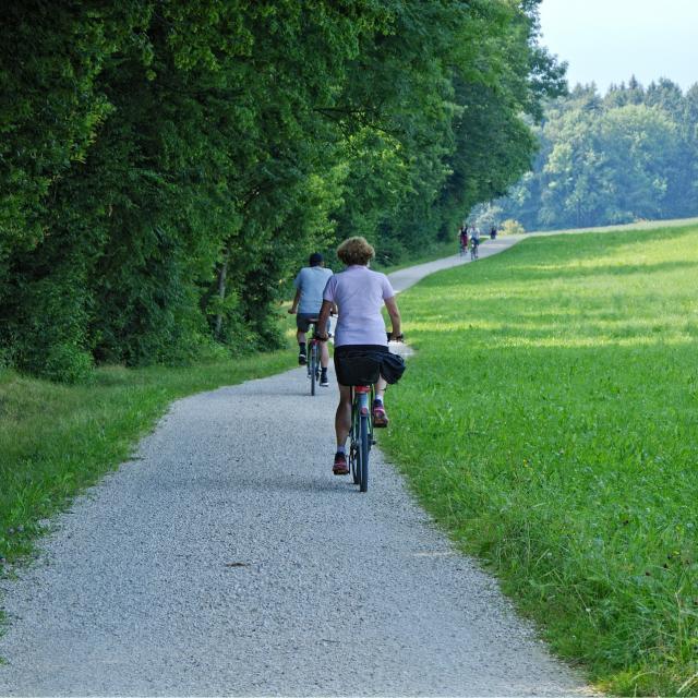 Randonnée Vélo Voie Verte en Périgord Noir