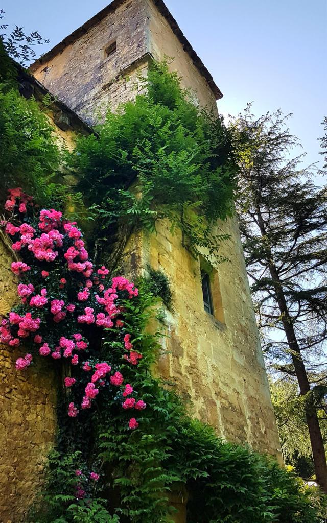 Tour Carree Chateau Lacypierre