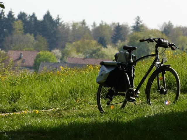 Voie verte pour vélo et VTT