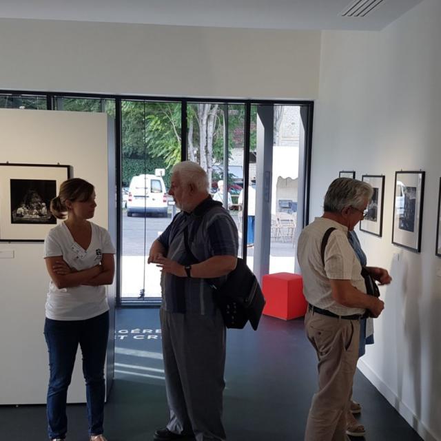 Visite Gare Robert Doisneau 1