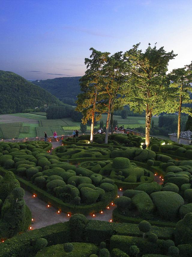 Jardins de Marqueyssac