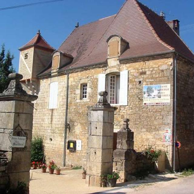 Auberge Des Marthres