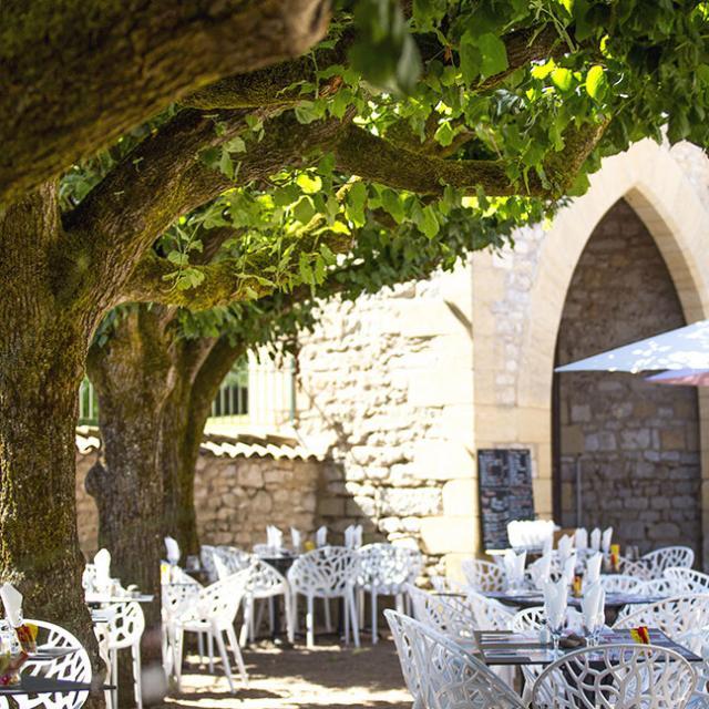 Chateau Milandes Brasserie