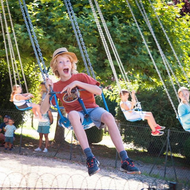 Parc Bournat Attractions Manege