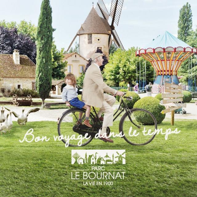 Parc Le Bournat Affiche