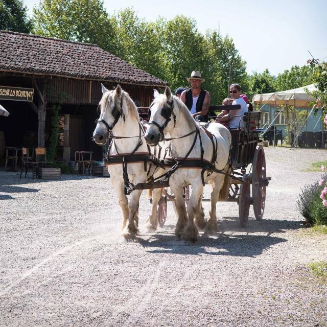 Parc Le Bournat Le Village