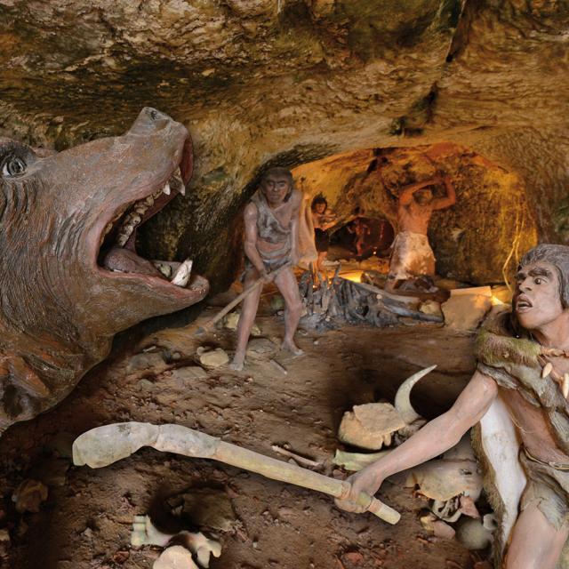 Roque St Christophe Prehistoire